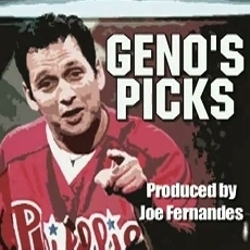 Geno's Picks podcast episodeGeno's Picks for the Pro Bowl and more!!!
